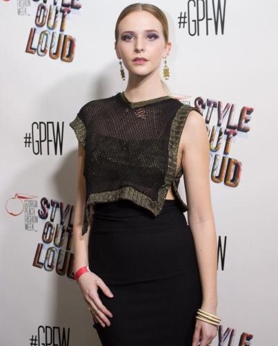As featured on Georgia Peach Fashion Week