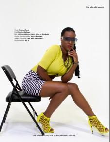 Monica Gallego Cream Magazine1